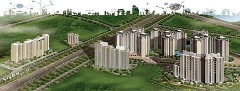 Rustomjee Azziano Hazel Site plan | Real Estate | Scoop.it