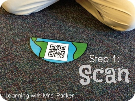 Learning With Mrs. Parker: QR Codes Meet Reading Foundations Skills   iPads, MakerEd and More  in Education   Scoop.it