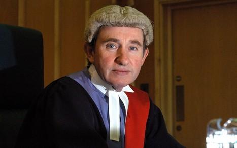 Judge who praised 'brave' burglar reprimanded - Telegraph | The Indigenous Uprising of the British Isles | Scoop.it