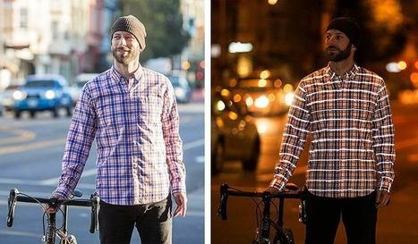 A camisa com design pensado para ciclistas | Design | Scoop.it