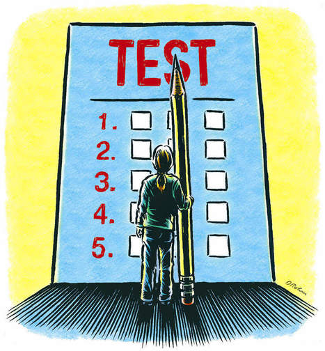 Standardized testing isn't supported by research | Opinion | | Oakland County ELA Common Core | Scoop.it