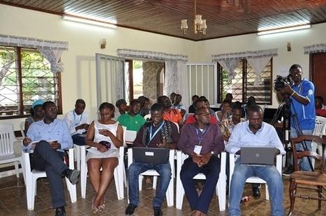Cameroun - Transition numérique : La presse s'outille à Douala   AfrICT (Africa ICT) News   Scoop.it