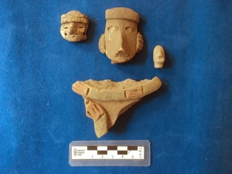 Archaeologists explore ancient ceremonial center in western Mexico | Arqueologia | Blogue Visualidades | Scoop.it