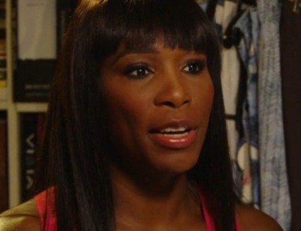 Venus Williams Speaks On Her Life Beyond The Tennis Court! Gives You A Look Inside Her Home & Fashion Design Business! [Video] | BallerWives.com | Tennis | Scoop.it