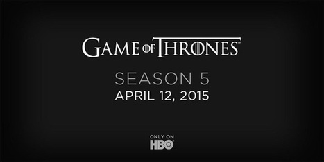 Game of Thrones: Watch the Season 5 Trailer! - | Movie News | Scoop.it