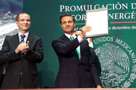S&P improves Mexico's CFE and PEMEX credit ratings | Energia Electrica en Mexico | Scoop.it
