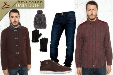 Men's Monday: Daily Outfit – Boxing Day | StyleCard Fashion Portal | StyleCard Fashion | Scoop.it
