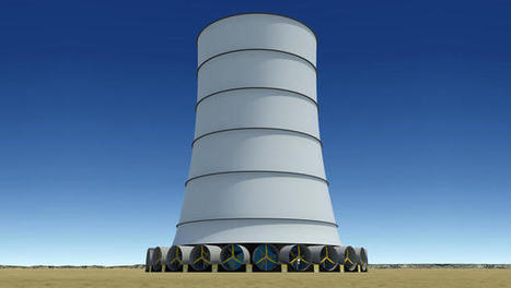 This Giant Tower In The Desert Could Generate As Much Power As The Hoover Dam | Sustain Our Earth | Scoop.it