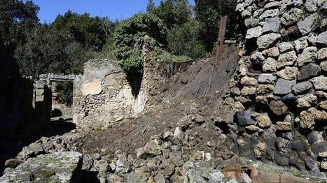 Wall collapse at Pompeii: Italian archaeologists call emergency meeting, seek answers | News in Conservation | Scoop.it