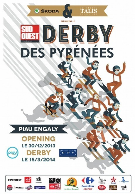 Derby des Pyrénées à Piau Engaly le 15 mars | Aquitaine OnLine | PIAU-ENGALY Animation | Scoop.it