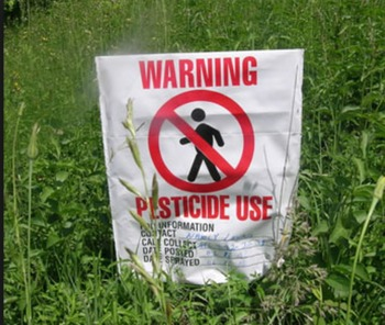 New for 2016: Landlords applying pesticides must notify Tenants | Bornstein  Law + BPG Insights | Scoop.it