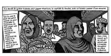 Enseigner les migrations avec une bande dessinéede Joe Sacco | Enseigner l'Histoire-Géographie | Scoop.it