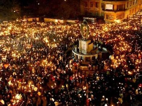 Quando risorgerà L'Aquila? Fiaccolata in memoria delle vittime del terremoto | #chicercate | Scoop.it