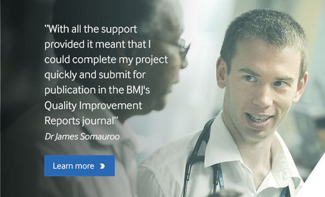 BMJ Quality   Making quality improvement simple   Quality Improvement   Scoop.it