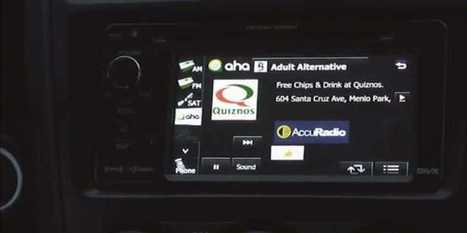 Quiznos Has Found A Way To Target Your Car With Ads While You're Driving | Scott's Linkorama | Scoop.it