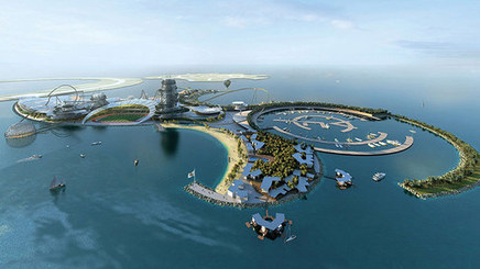 Real Madrid's Fantasy Island Revealed | News | Archinect | Architecture and Design | Scoop.it
