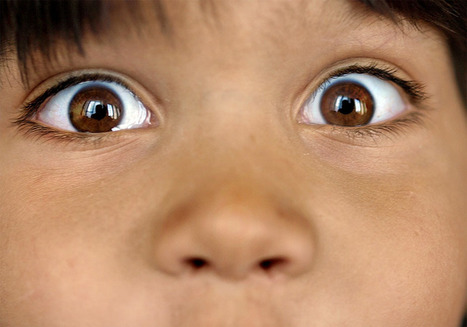Evolution of facial expression/emotional response traced: The eyes have it - Tech Times | Evolution | Scoop.it