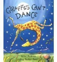 Giraffes Can't Dance by Giles Andreae | Wild Animals Loose in the Library! | Scoop.it