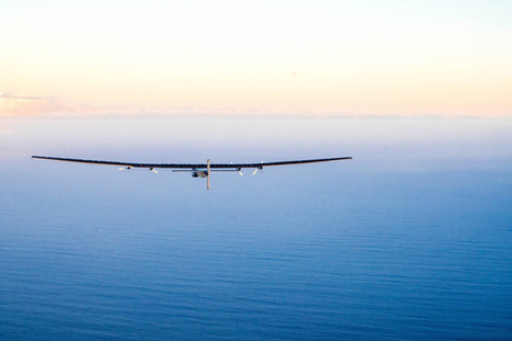 Bertrand Piccard will attempt the Atlantic Crossing with Solar Impulse on June 20th | Aviation & Airliners | Scoop.it