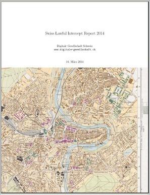 Digitale Gesellschaft » Swiss Lawful Intercept Report 2014: Digitale Gesellschaft beleuchtet Überwachungsmassnahmen | Staatliche Überwachung | Scoop.it