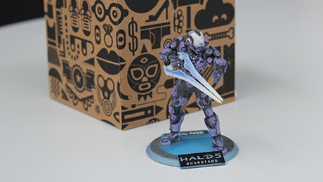 3D Print Your Spartan | Games | Halo - Official Site | 3D Printing and Fabbing | Scoop.it