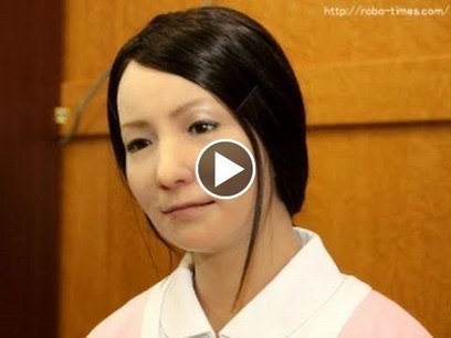 This Humanlike Robot Is Super Scary | bioniQ | Scoop.it