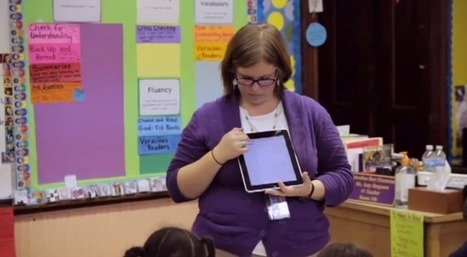 Apple iTunes U Update Lets Teachers Create Class Content On The iPad | TechCrunch | Mobile (Post-PC) in Higher Education | Scoop.it