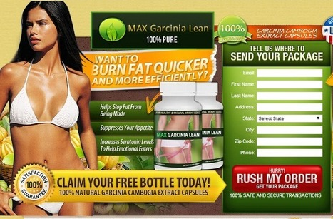 Max Garcinia Lean Review - GET FREE TRIAL SUPPLIES LIMITED!!! | The Best Fat Burning Formula | Scoop.it