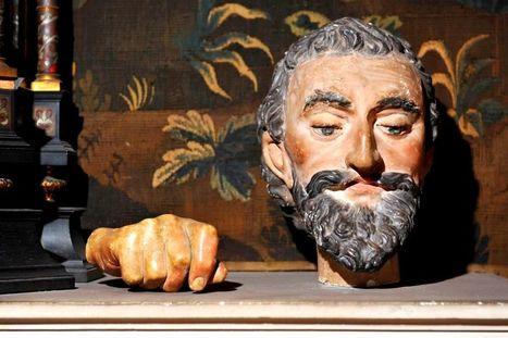 La tête d'Henri IV a encore parlé: son ADN coïncide avec celui de Louis XVI - Histoire - ouest-france.fr | Merveilles - Marvels | Scoop.it