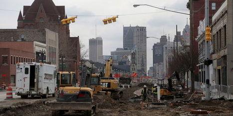 A Detroit, un tramway nommé «espoir» | Ambiances, Architectures, Urbanités | Scoop.it