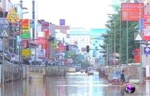Chiang Mai still under water; flood threatens capital | Thailand Floods (#ThaiFloodEng) | Scoop.it
