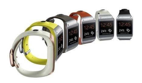 IFA 2013 : Samsung annonce la smartwatch Galaxy Gear avec commande vocale et appareil photo | Soho et e-House : Vie numérique familiale | Scoop.it