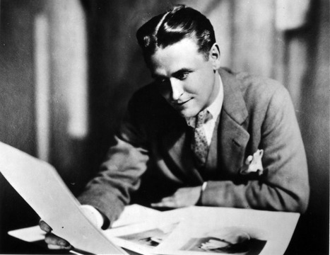 F. Scott Fitzgerald's Final Unpublished Collection Set for Spring 2017 Release | Falling into Infinity | Scoop.it