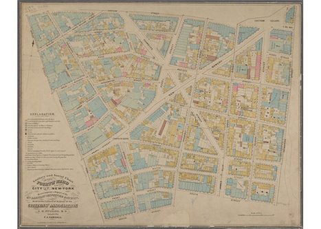 New York Public Library now lets you use 20,000 historical maps for free - EHAds.com | Research Capacity-Building in Africa | Scoop.it