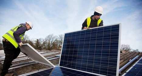 A New York, la blockchain partage l'énergie verte   Innovative Financing & Climate Change   Scoop.it