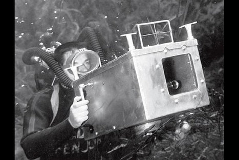 almasurf.com Bruce Mozert, o pai da fotografia subaquática | Creative Things that Caught My Attention | Scoop.it