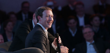 Mark Zuckerberg Is Being Investigated By German Prosecutors for Hate Speech on Facebook | GGG (German, Germans & Germany) | Scoop.it