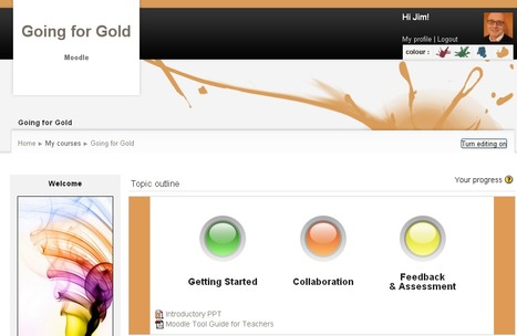 Going for Gold - ULCC Training - next date announced | MoodleUK | Scoop.it
