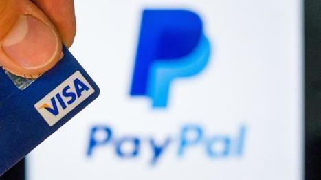 Partnerschaft mit Visa: Mit Paypal im Laden zahlen | Zahlungsverkehr im Handel | Scoop.it