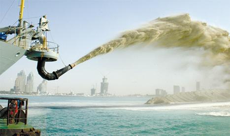 Les marchands de sable s'attaquent au littoral -Sciences et Avenir | Géographie : les dernières nouvelles de la toile. | Scoop.it