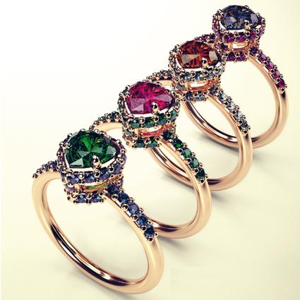Top bridal jewellery trends for 2015 - Jeweller Magazine | Jeweleen - Dazzling Fashion Jewelry | Scoop.it