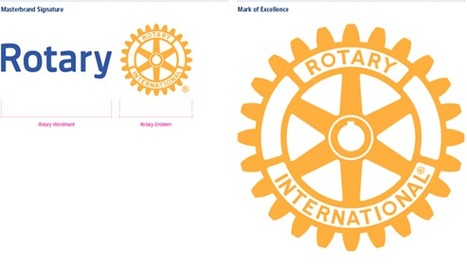 Q+A about the Rotary brand strengthening   Siegel+Gale   Corporate Identity   Scoop.it