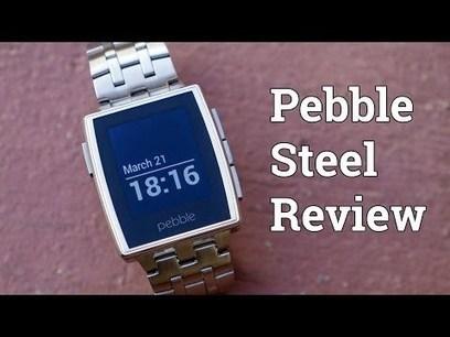 Pebble Steel Review!   Best YouTube Videos   Scoop.it