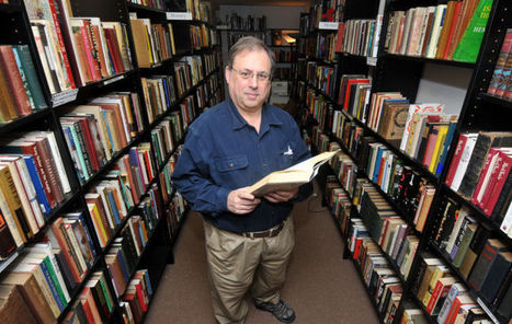 Antiquarian bookstore continues unhurt by ebook era - Burlington County Times | ebook | Scoop.it