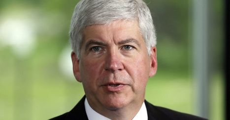Snyder releases thousands of Flint water crisis e-mails | Understanding Water | Scoop.it