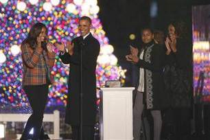 President Obama lights National Christmas Tree - TODAY.com | Industrial Led Displays - Adsystemsled | Scoop.it