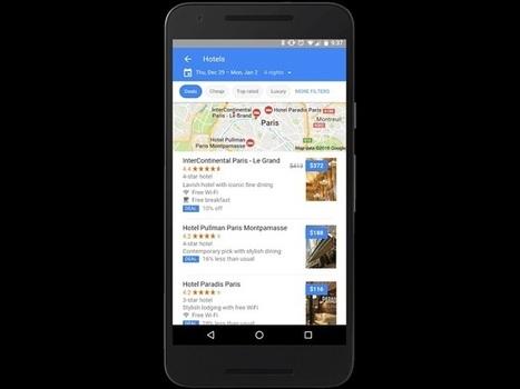 Google vous dit quand il faut réserver un vol | Veille tourisme | Scoop.it