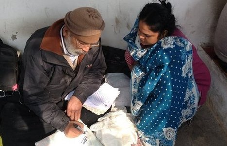 The disappearing tribe of India's letter writers | Reading discovery | Scoop.it