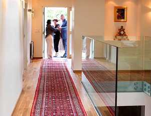 Allow your hallway to give a more lively welcome | Styles and origins of Persian carpets | Scoop.it