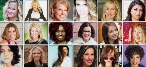 18 Women Influencing a New Generation of Entrepreneurs | Women in Business | Scoop.it